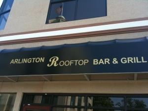 Arlingotn Roof Top bar and grill  www.callnorm.com